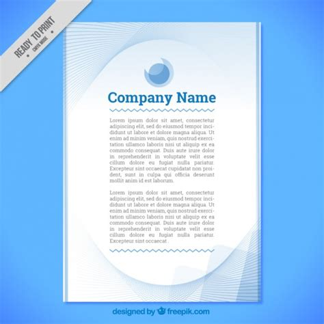 business letterhead vector free abstract simple business letterhead vector free