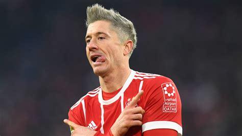 robert lewandowski transfer news bayern munich striker