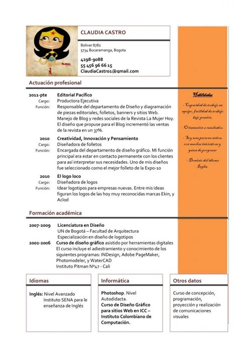 Plantilla De Curriculum Funcional Para Rellenar Modelo De Curriculum Vitae Femenino Modelo De Curriculum Vitae