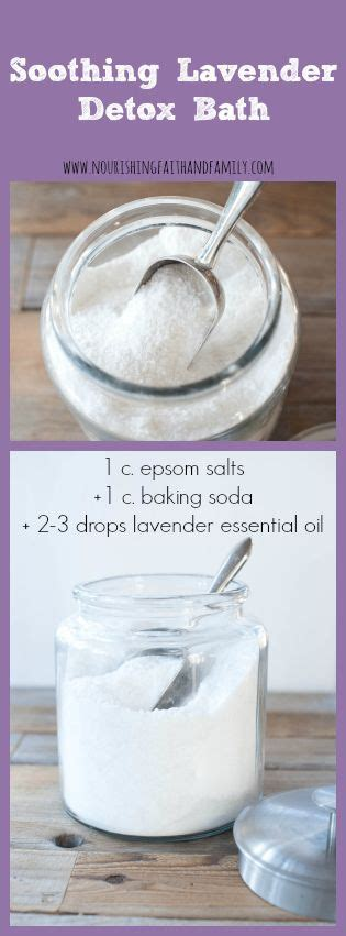 Lavender Detox Bath by 11 Makeup Cleaning Hacks Interior Fans