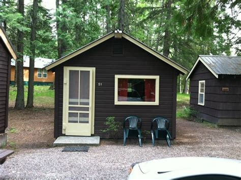 vacation homes rentals in western montana glacier national park cabin exterior picture of apgar village lodge west