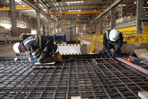 unique factory transport visits midlands factory building