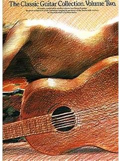 the classic guitar collection volume 2 classical guitar partituras partituras y cancioneros