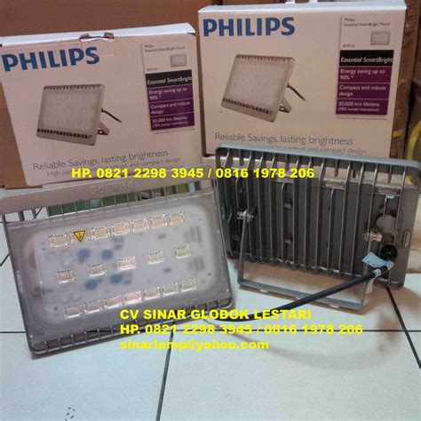 Lu Sorot 50 Watt lu sorot led 50w philips bvp161