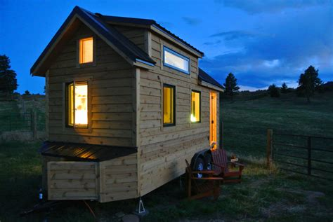 tiny house rental colorado open for business