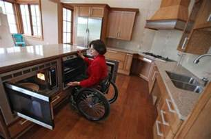 Handicapped Accessible Bathroom Designs wheelchair accessible universal design home from the ground up