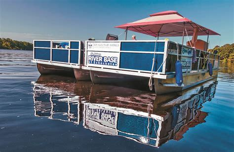 epic pontoon boats pdb adventures an epic boating adventure pontoon deck