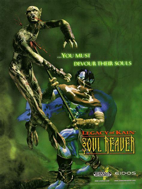 legacy  kain soul reaver details launchbox games