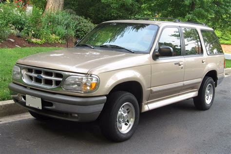 01 Ford Explorer by 95 01 Ford Explorer Chapas Para Puertas Delanteras Con