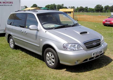 We Want To See You In A Kia Kia Sedona 2004 Review Amazing Pictures And Images