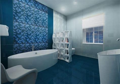 blue bathtub remodel carrelage de salle de bains original 90 photos inspirantes