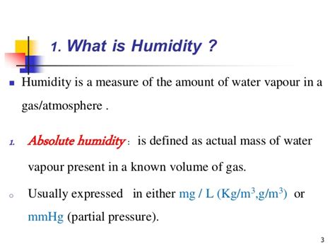 what is a comfortable humidity hme