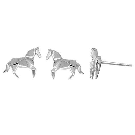 Boma Sterling Silver Owl Earrings animal earrings