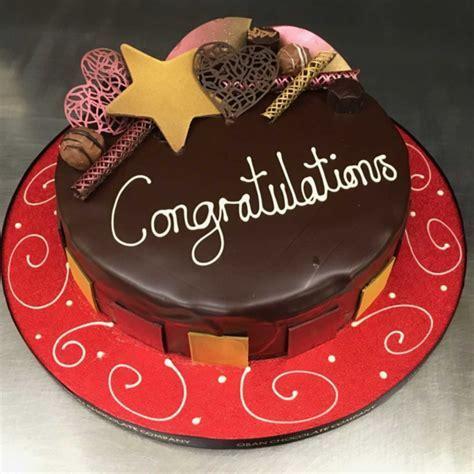 Celebration Cakes   Oban Chocolate Company
