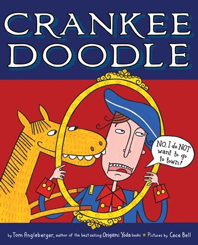 why did yankee doodle name his hat macaroni dulemba crankee doodle by tom angleberger and cece bell