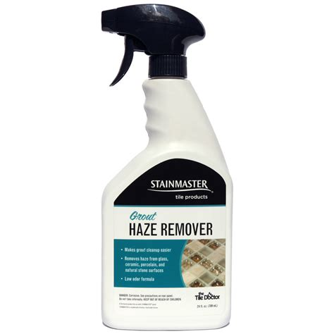 shop stainmaster grout haze remover at lowes com
