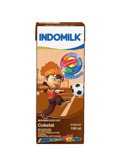 Indomilk Kaleng Kecil Indomilk Cair Uht Chocolate Tpk 190ml Klikindomaret