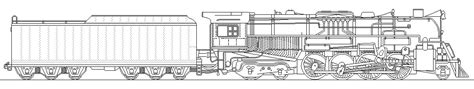 polar express coloring page by talia mulierchile