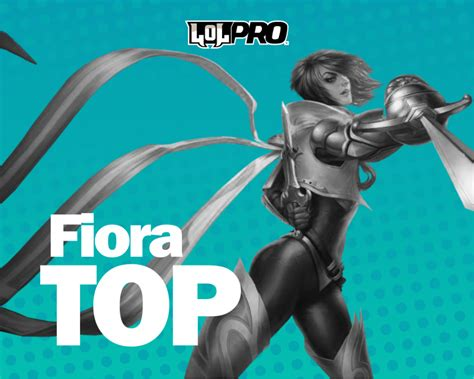 fiora top build fiora build e runas de league of legends top lol pro