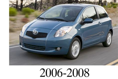 car repair manuals download 2006 toyota yaris electronic valve timing 2008 toyota yaris repair manual