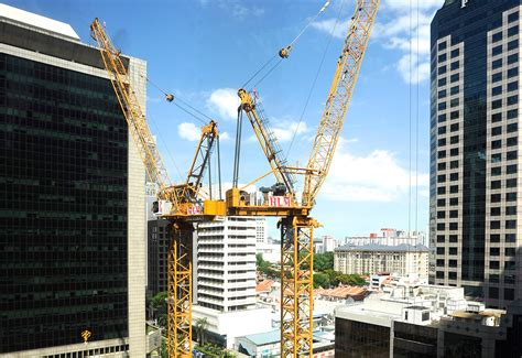 Home Interior Design Near Me by Liebherr Luffing Jib Cranes Used In Singapore