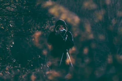 photographer  forest man picography  photo