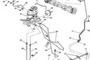 Service Brake System Chevy Impala Gm 3 4l V6 Engine Diagram Wedocable