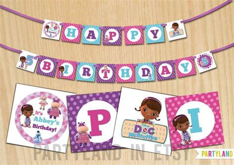 doc mcstuffins printable birthday banner http photos catchmyparty cdn com pl photos 0093 9843 doc