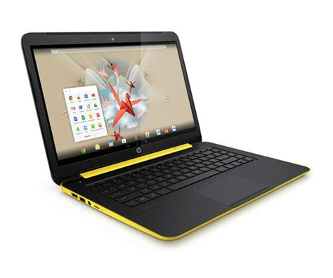 android laptop hp announces new chromebook and android laptops notebookcheck net news