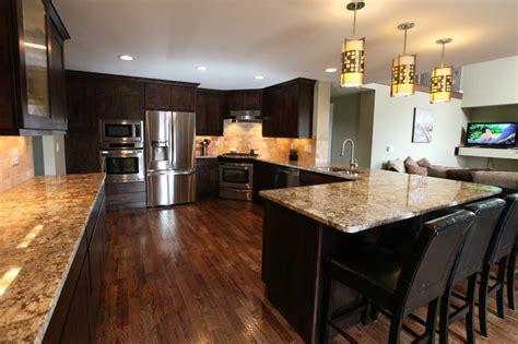 dark kitchen cabinets with dark floors dark kitchen cabinets and dark floors quicua com