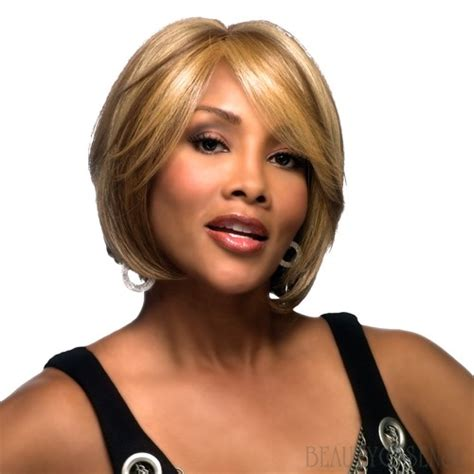 Vivica Fox Handmade Collection - vivica a fox handmade collection synthetic wig leni