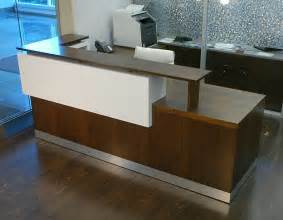 How To Make Reception Desk Duch Reception Desk Reception Reception Desks Desks And Modern