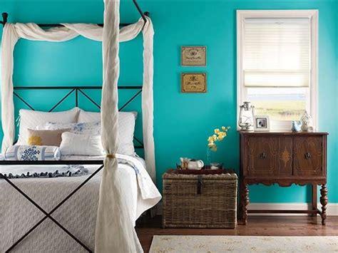 color   month   scuba blue bedroom paint