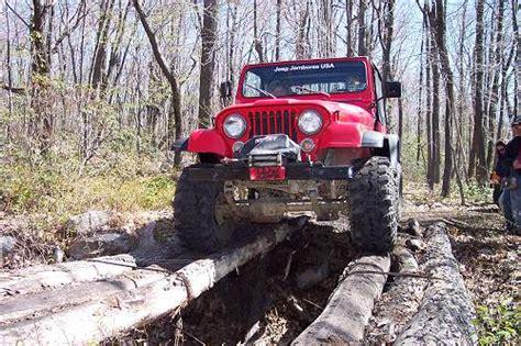 Jeep Trails In Pa Ok Auto 4x4 Tour 2006 Rausch Creek Road Park Joliett