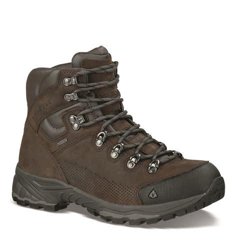 waterproof mens hiking boots vasque s st elias gtx waterproof hiking boots