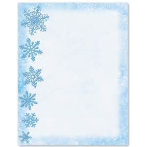 frilly frost border papers paperdirect