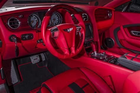 mansory bentley interior 2013 bentley continental sanguis by mansory