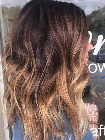 color melt hair styles color melt ideas for hairstyles 2018 winter