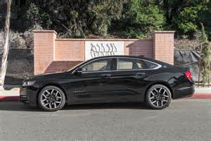 2016 chevrolet impala ltz v6 test review
