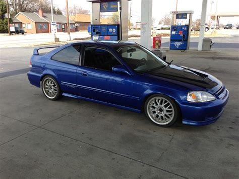 custom 1999 honda civic 1999 honda civic si h22 69 100518084 custom jdm car