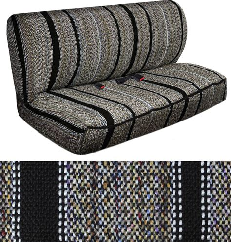 western saddle seat covers car seat covers black western woven saddle blanket 2pc