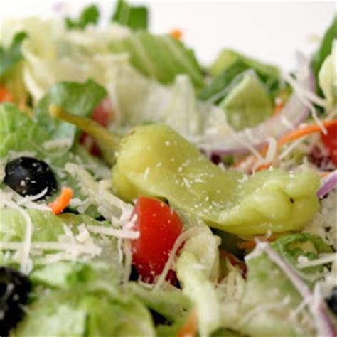 olive garden s house salad recipe key ingredient