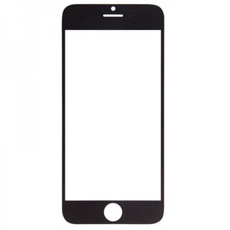tela de vidro lente sem touch preto iphone
