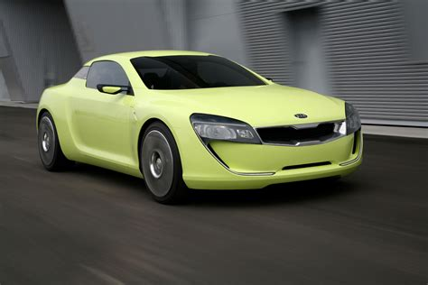 Are Kia Cars American Made 2008 Detroit Auto Show New Sports Coupe Concept Holds The