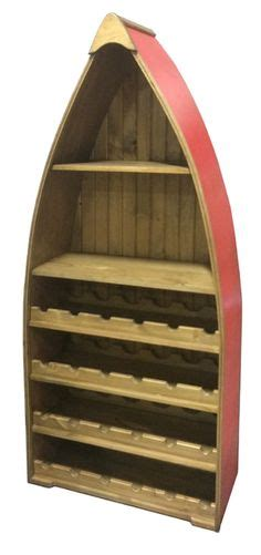 boat wine rack the boat bar cedar style canoe wine and liquor rack