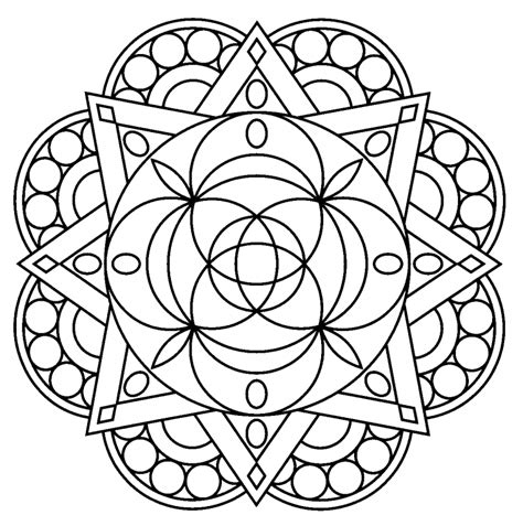 best mandala coloring pages free printable mandala coloring pages for adults best