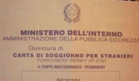 carta de soggiorno per stranieri permesso di soggiorno senigallia notizie