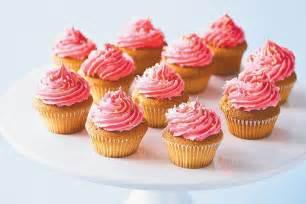 dairy free strawberry and vanilla cupcakes