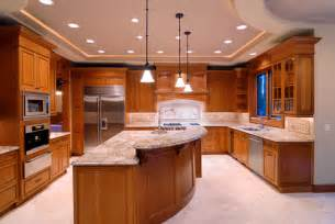 Big Kitchen Designs Tiger Electrical Contracting Co Home