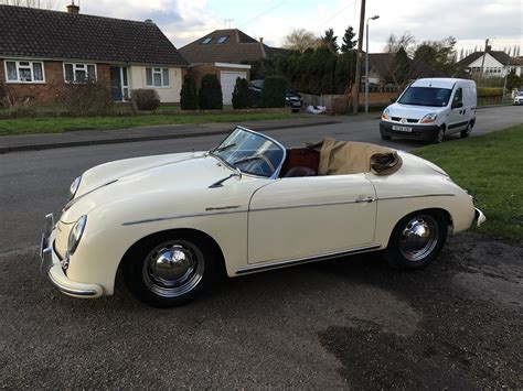 porsche speedster for sale 1957 porsche 356 speedster replica for sale classic cars